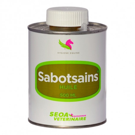 Huile Sabotsains huile sabot cheval