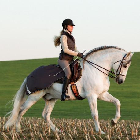 Couvre Rein Imperméable Horseware Amigo Competition