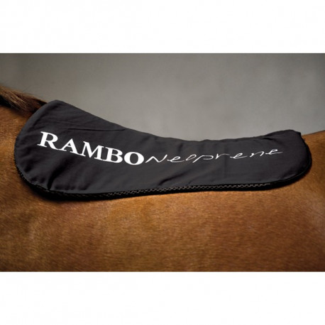Amortisseur Cheval Rambo Néoprène Pad Horseware