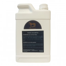 White Shampoo Cheval