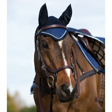 Bonnet Cheval Rambo GP Ear Net Horseware