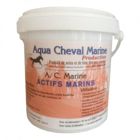 Argile pour Chevaux AC Marine Actifs Marins