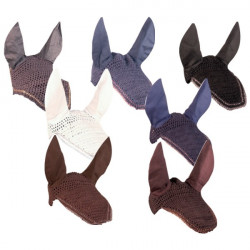 Bonnet Anti Mouche Cheval
