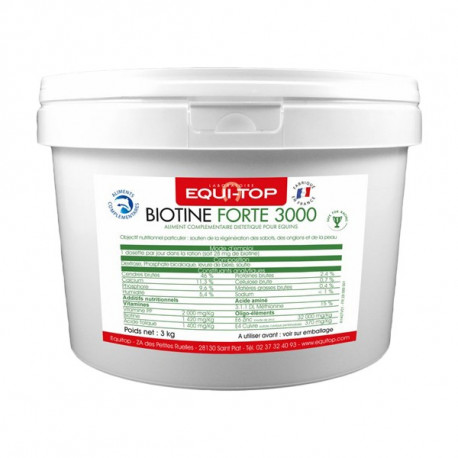 Biotine Forte 3000