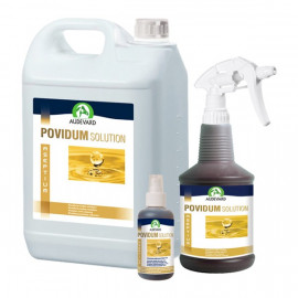 Povidum Solution Audevardspray 750 ml