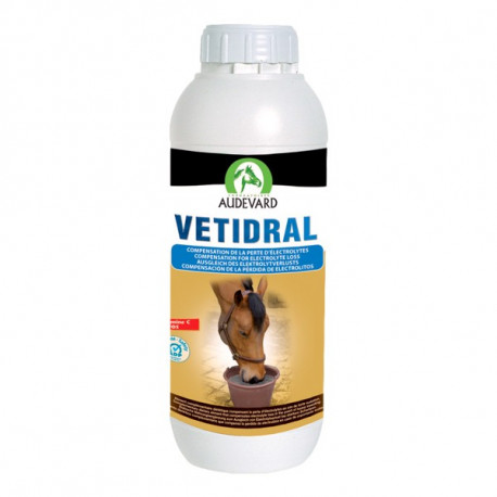 Vetidral Audevard Solution 1 L