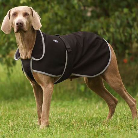 Manteau de Chien Soft Shell EQUI-THEME