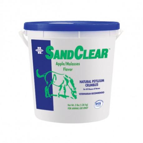 Sand Clear de Farnam - Coliques de sable cheval