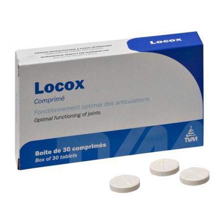 Locox TVM - Boîte de 30 Comprimés