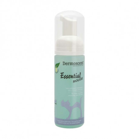 Dermoscent Essential Mousse Zootech Shampoing Sec Chat