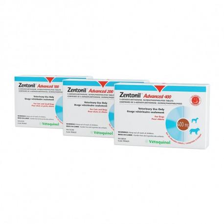 Vetoquinol Zentonil Advanced