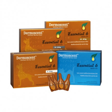 Dermoscent Essential 6 Spot-On