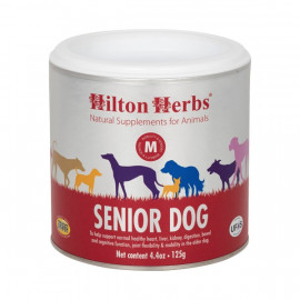 Senior Dog Hilton Herbs Harpagophytum Chien