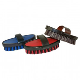 Brosse Douce Hippo Tonic Luxe Brosse pour Chevaux