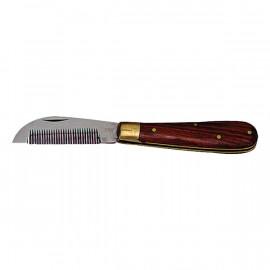 Couteau Coupe-Crinière