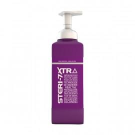 Gel Desinfectant Main Steri 7 Xtra - Flacon 600 ml