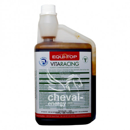 Vitaracing Equi-Top Flacon 1L
