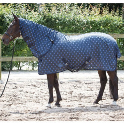 Chemise Anti Mouche Cheval Blue Nights