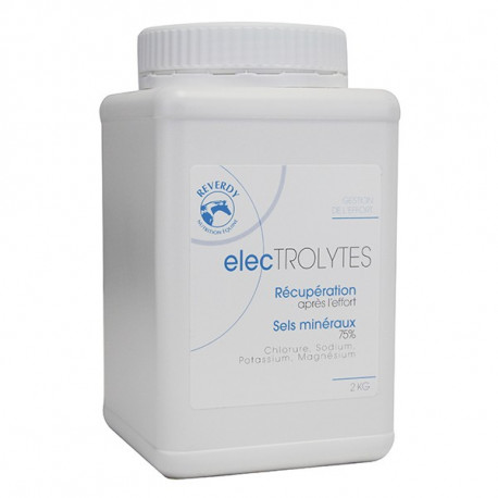 Electrolytes Cheval Reverdy