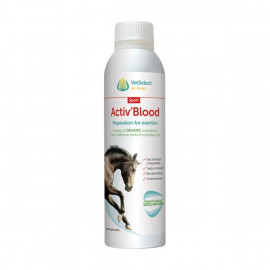 Activ Blood Loen Vet - Produit Naturel Cheval