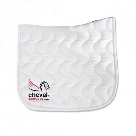 Tapis de Selle DRESSAGE CHEVAL ENERGY