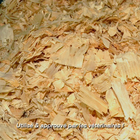 Copeaux de Bois Chevaux Perfect Wood