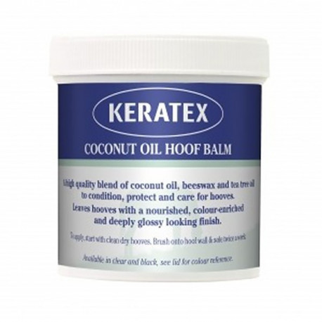 Keratex Coconut Oil Hoof Balm Baume de Coco pour Sabots