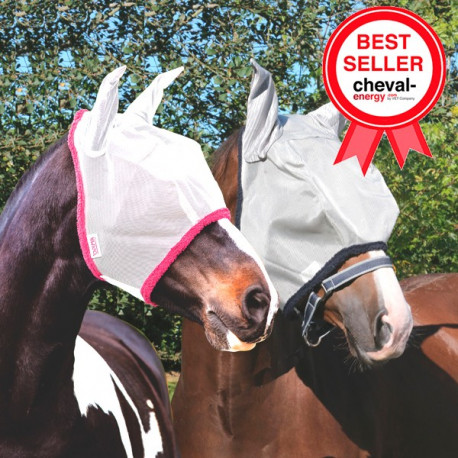 Masque Anti Mouche Fly Mask Amigo Horseware