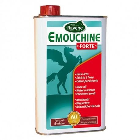 Emouchine Forte - Anti Mouche Cheval RAVENE