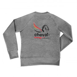 Sweat Femme CHEVAL ENERGY