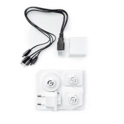 Câble et Transformateur pour Chemise Sportz-Vibe ZX Horseware