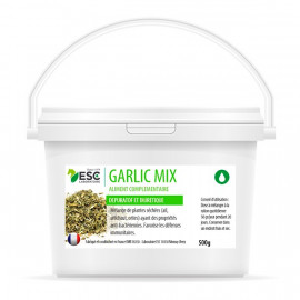 Garlic Mix ESC Laboratoire