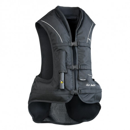 Gilet airbag equitation enfant Equitheme Air