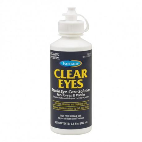 CLEAR EYES de Farnam - yeux cheval