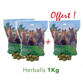 PACK Herballs 1Kg