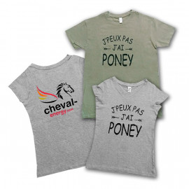 T-Shirt CHEVAL ENERGY