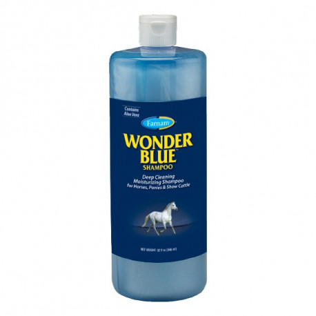 Shampoing WONDER BLUE