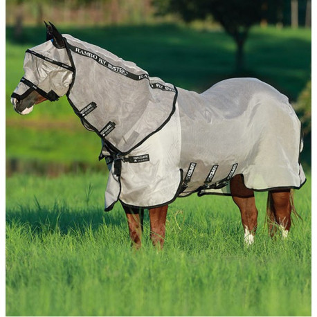 Chemise Anti Mouche Cheval Horseware Rambo Flybuster Vamoose