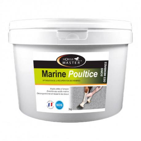 Argile Chevaux Marine Poultice Horse Master 3 Kg
