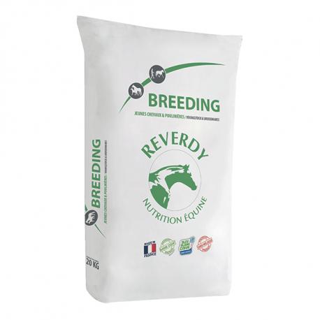Reverdy Breeding (prix dégressif)