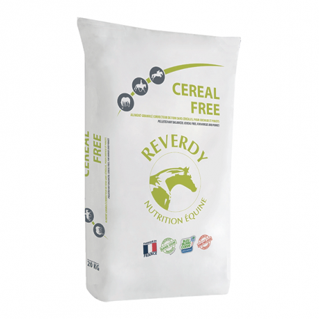 Reverdy Cereal Free aliment cheval