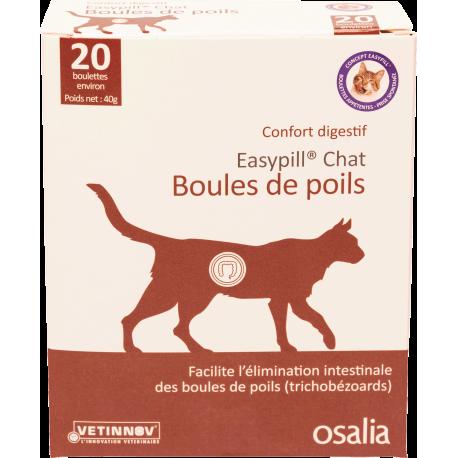 Easypill Chat Boules de Poils