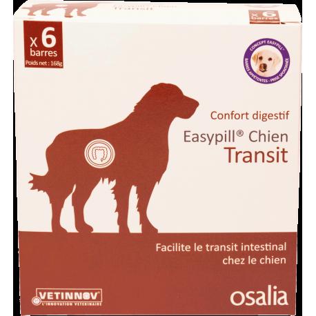 Easypill Chien Transit