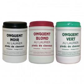 Onguent Noir / Blond / Vert