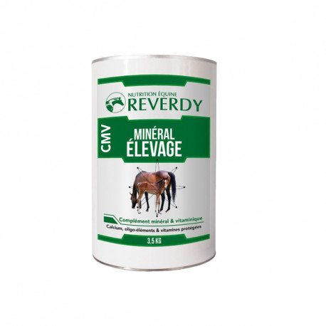 Reverdy Mineral Elevage