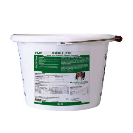 Reverdy Mineral Elevage 12.5kg