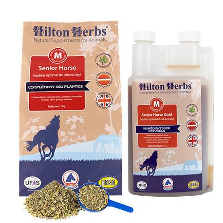 Hilton Herbs Senior Horse / Senior Horse Gold