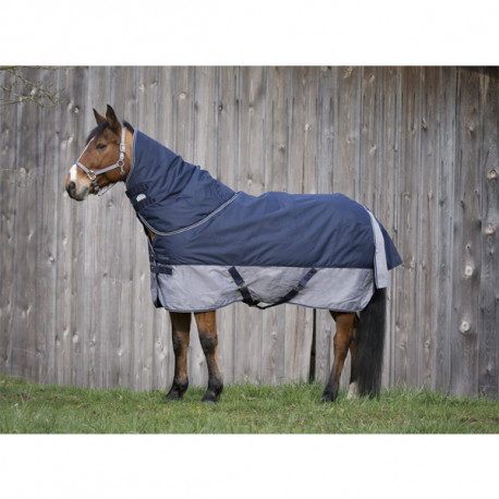 Couverture Imperméable Poney Equitheme Tyrex 600D