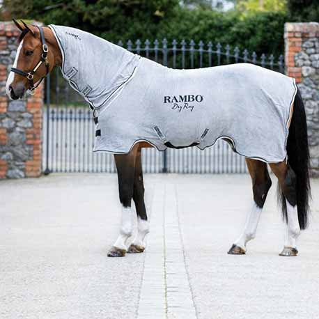 Chemise Sechante Cheval Horseware Rambo Dry Rug