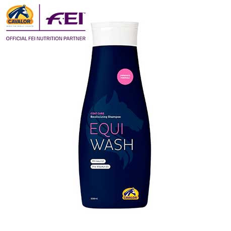 Shampoing Cheval Cavalor Equi Wash
